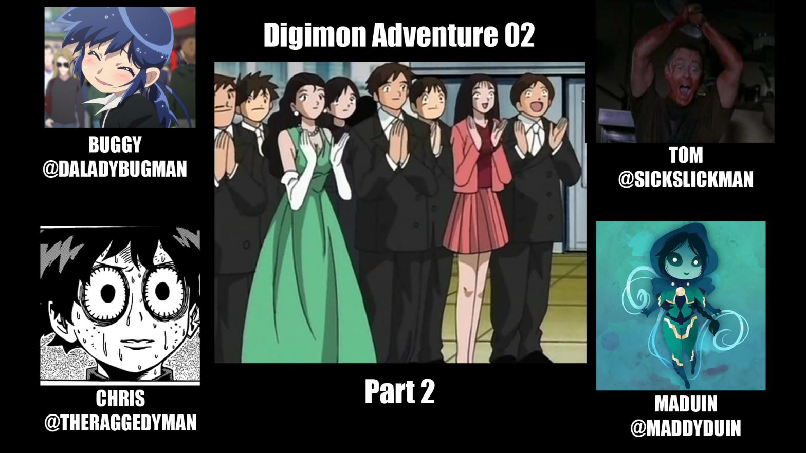 Digicast 4: Matt ODs in Space (Adventure 02 Part 2)