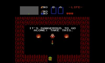 The Great Zelda Playthrough Part 1: The Legend of Zelda (NES)