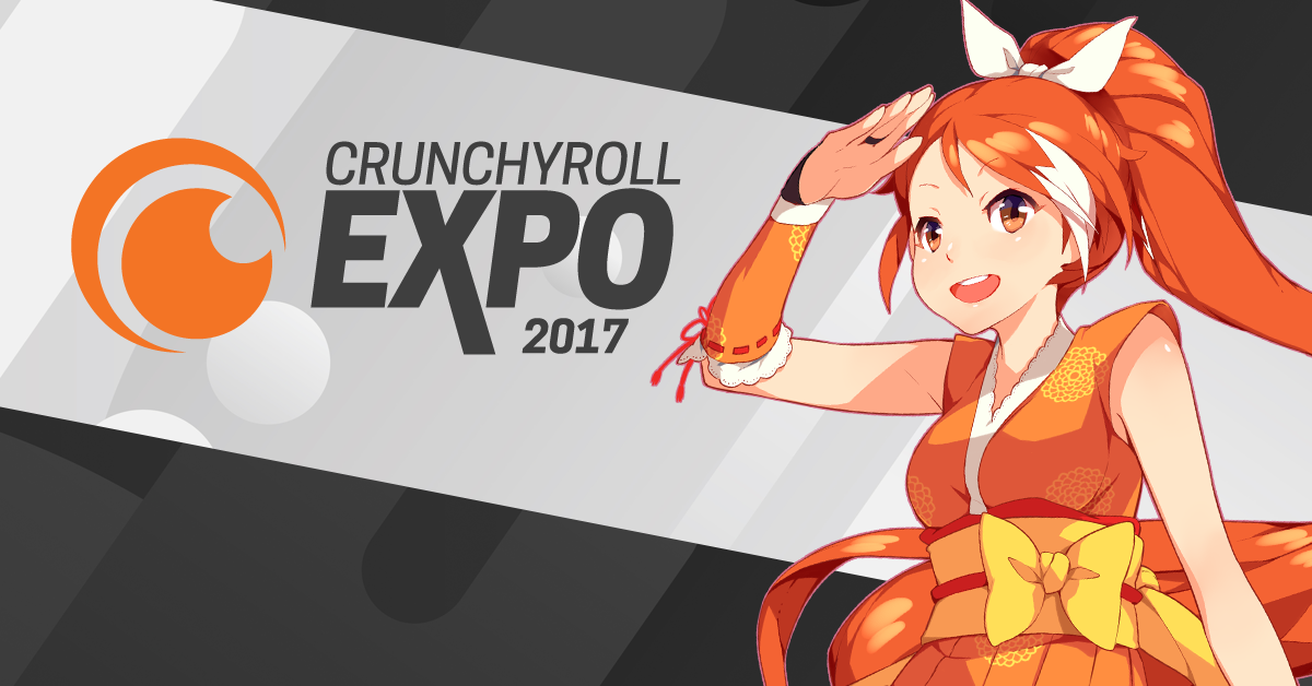 Bugshrugs: Crunchyroll Expo is Already a Shitshow