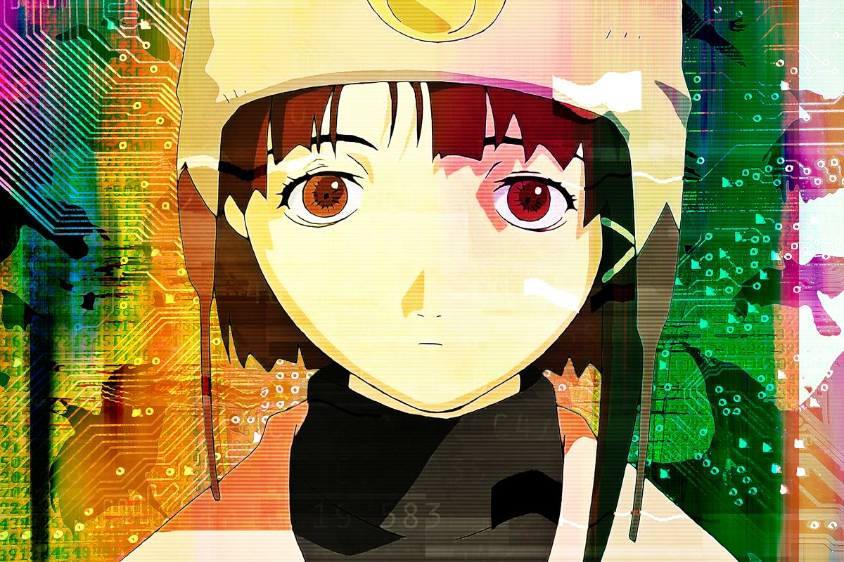 MeganeToast 4 – Serial Experiments Lain