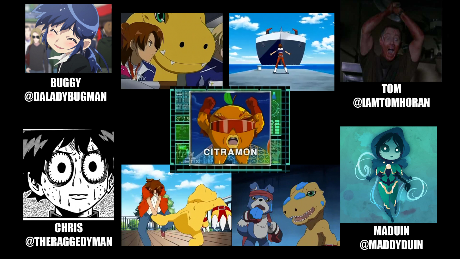 The Digicast 17: Jeff Fahey Did Not Die Or Voice Agumon
