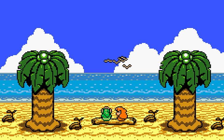 The Great Zelda Playthrough Part 4: Link's Awakening